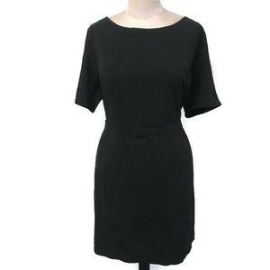 Modcloth Black Career Dress 4x